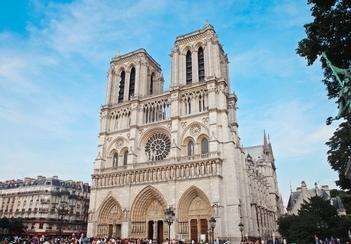 3d gis restoring notre dame cathedral