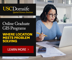 Online graduate GIS programs: Where location meets problem solving
