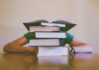 staying organized in graduate school